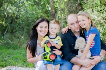 Du Preez Family Shoot