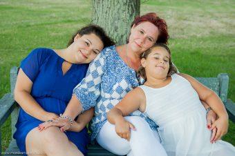 Simone, Josy & Aliya