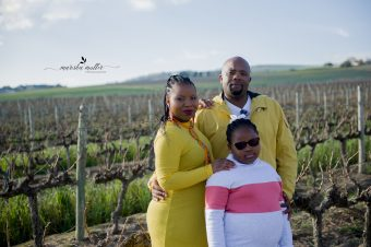 Andiswa's Maternity session